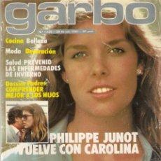Coleccionismo de Revista Garbo: REVISTA GARBO Nº 1435 CAROLINA DE MONACO NORMA DUVAL ANGELA CARRASCO MARILÚ TOLO RAQUEL WELCH LOLITA. Lote 170809075