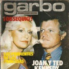 Coleccionismo de Revista Garbo: REVISTA GARBO Nº 1449 CAROLINA DE MONACO PALOMA SAN BASILIO TERESA RABAL MIGUEL BOSÉ THE BEATLES. Lote 170863380