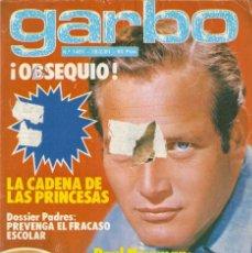 Coleccionismo de Revista Garbo: REVISTA GARBO Nº 1451 PAUL NEWMAN ISABEL GARCES CAROLINA DDE MONACO THE BEATLES. Lote 170866515