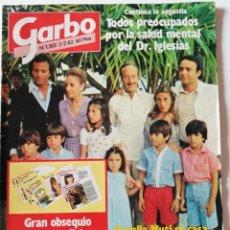 Coleccionismo de Revista Garbo: REVISTA GARBO Nº 1502 RAPHAEL JULIO IGLESIAS PAPUCHI MARISOL NIKKA COSTA ROCIO DURCAL CHERYL LADD. Lote 171116872