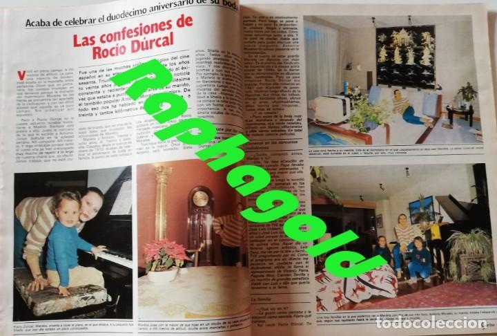 Coleccionismo de Revista Garbo: Revista Garbo nº 1502 Raphael Julio Iglesias Papuchi Marisol Nikka Costa Rocio Durcal Cheryl Ladd - Foto 5 - 171116872