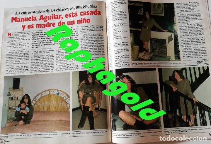 Coleccionismo de Revista Garbo: Revista Garbo nº 1502 Raphael Julio Iglesias Papuchi Marisol Nikka Costa Rocio Durcal Cheryl Ladd - Foto 7 - 171116872