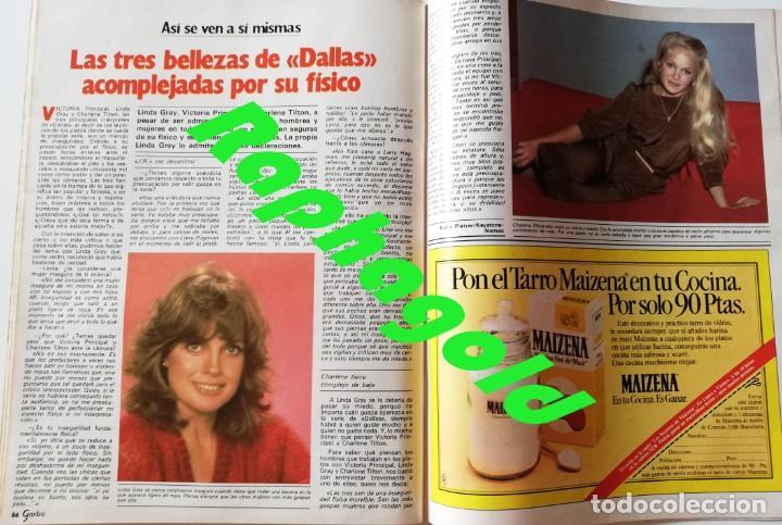 Coleccionismo de Revista Garbo: Revista Garbo nº 1517 Carolina de Monaco Jimenez del Oso Marisol Rocio Durcal Raphael Dallas - Foto 8 - 171121568