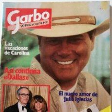 Coleccionismo de Revista Garbo: REVISTA GARBO Nº 1531 DALLAS J.R PRISCILLA ELVIS PRESLEY PHOEBE CATES JULIO IGLESIAS FARRAH FAWCETT. Lote 171125855