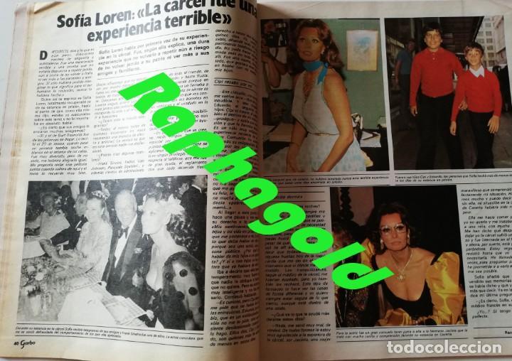 Coleccionismo de Revista Garbo: Revista GARBO nº 1531 Dallas J.R Priscilla Elvis Presley Phoebe Cates Julio Iglesias Farrah Fawcett - Foto 6 - 171125855