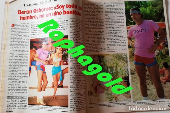 Coleccionismo de Revista Garbo: Revista GARBO nº 1531 Dallas J.R Priscilla Elvis Presley Phoebe Cates Julio Iglesias Farrah Fawcett - Foto 7 - 171125855