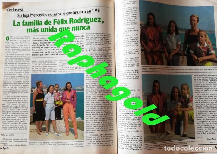Coleccionismo de Revista Garbo: Revista GARBO nº 1531 Dallas J.R Priscilla Elvis Presley Phoebe Cates Julio Iglesias Farrah Fawcett - Foto 8 - 171125855