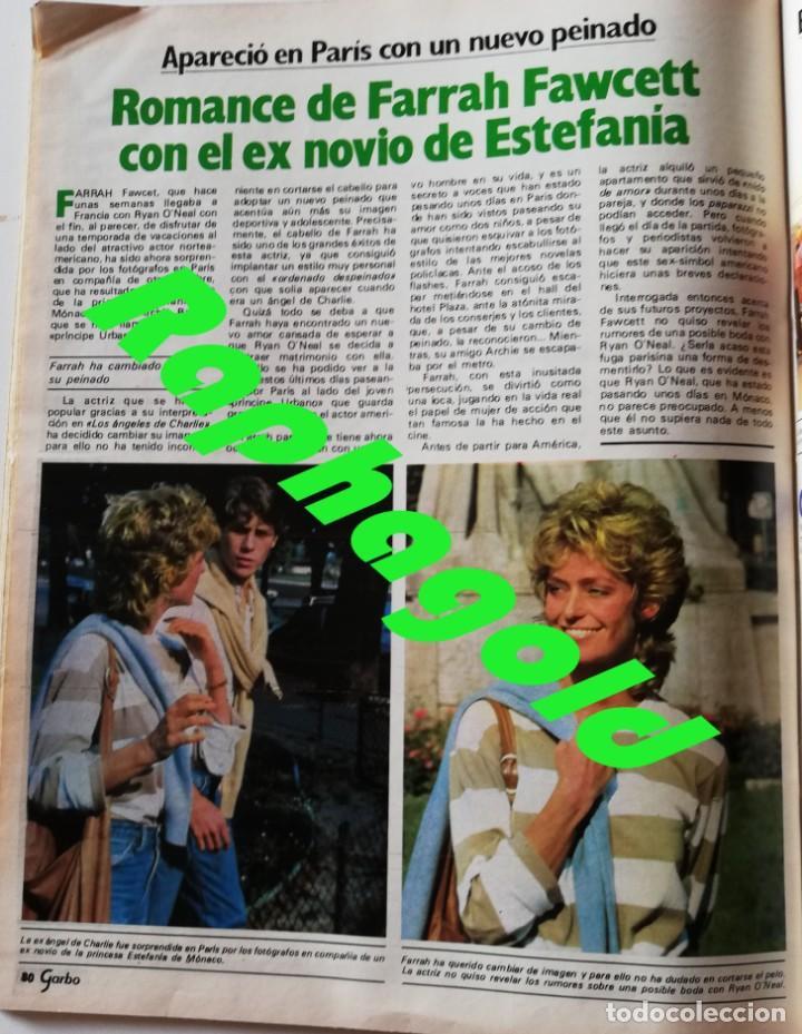 Coleccionismo de Revista Garbo: Revista GARBO nº 1531 Dallas J.R Priscilla Elvis Presley Phoebe Cates Julio Iglesias Farrah Fawcett - Foto 9 - 171125855
