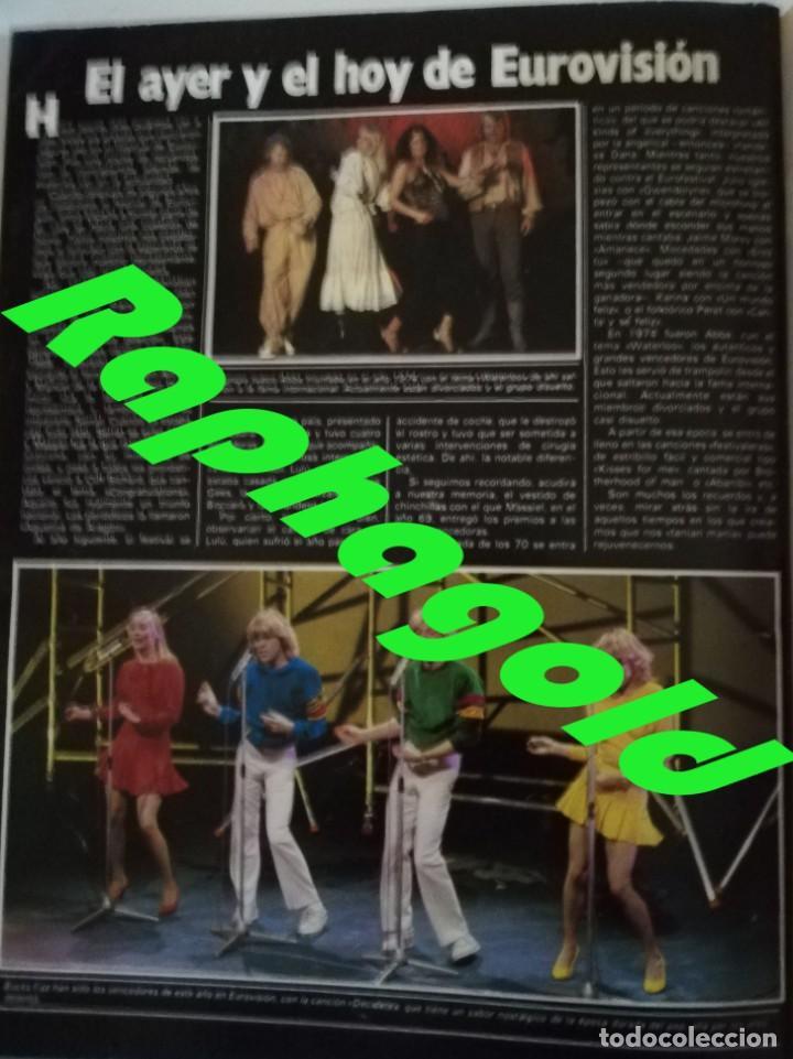 Coleccionismo de Revista Garbo: Revista Garbo nº 1480 Grace KellyJaclyn Smith Los angeles de Charlie Eurovision Britt Ekland Lolita - Foto 4 - 171590513