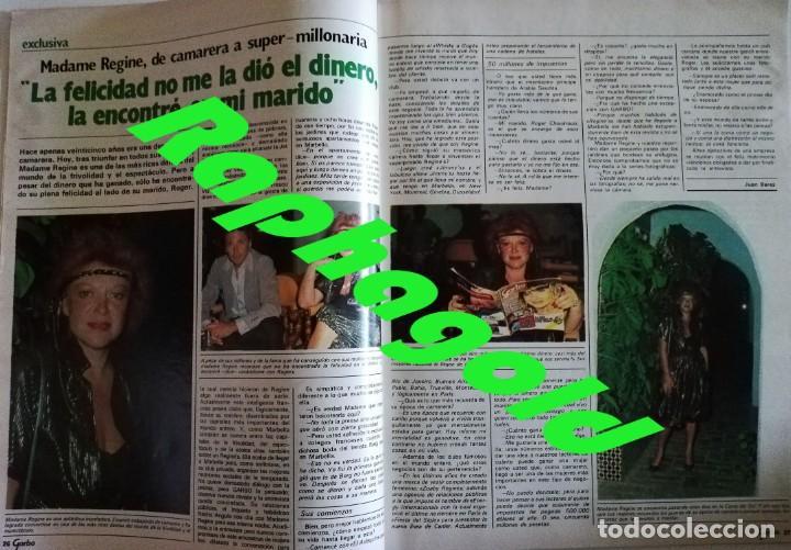 Coleccionismo de Revista Garbo: Revista Garbo nº 1480 Grace KellyJaclyn Smith Los angeles de Charlie Eurovision Britt Ekland Lolita - Foto 5 - 171590513