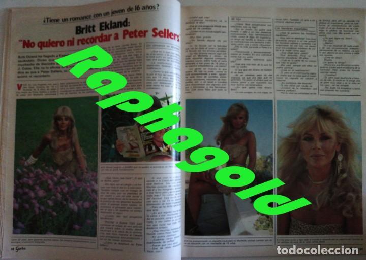 Coleccionismo de Revista Garbo: Revista Garbo nº 1480 Grace KellyJaclyn Smith Los angeles de Charlie Eurovision Britt Ekland Lolita - Foto 6 - 171590513