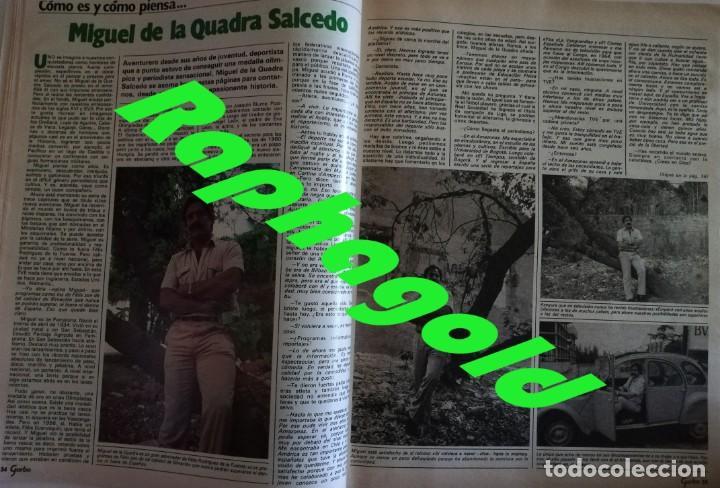 Coleccionismo de Revista Garbo: Revista Garbo nº 1480 Grace KellyJaclyn Smith Los angeles de Charlie Eurovision Britt Ekland Lolita - Foto 7 - 171590513