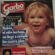 Coleccionismo de Revista Garbo: REVISTA GARBO Nº 1753 ISABEL PANTOJA MASSIEL AVA GARDNER LOLITA CARMEN MARTINEZ BORDIU ANGEL CRISTO. Lote 194261928