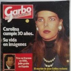 Coleccionismo de Revista Garbo: REVISTA GARBO Nº 1762 CAROLINA DE MONACO TOM CRUISE JULIO IGLESIAS PATRICK SWAYZE ISABEL TENALLE. Lote 172073464