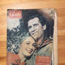 Coleccionismo de Revista Garbo: REVISTA GARBO 182 SHIRLEY JONES GORDON MC RAE SEPTIEMBRE 1956. Lote 172121598