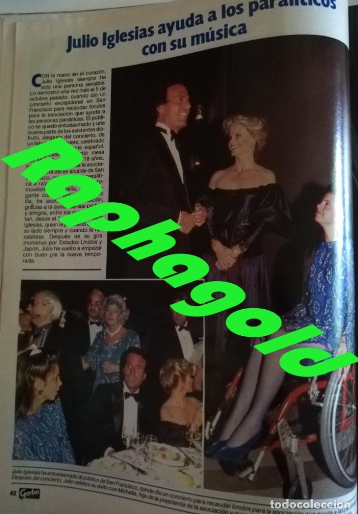 Coleccionismo de Revista Garbo: Revista Garbo 1748 Marisol Jane Birkin Anthony Perkins Julio Iglesias Fernando Martin Britt Ekland - Foto 2 - 172474330