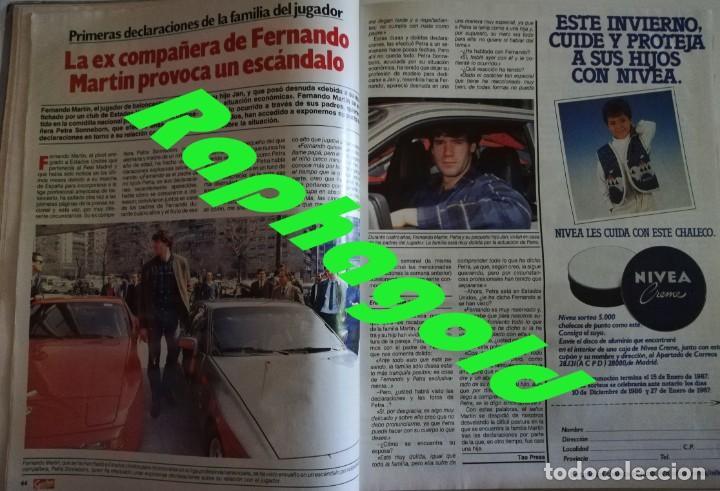 Coleccionismo de Revista Garbo: Revista Garbo 1748 Marisol Jane Birkin Anthony Perkins Julio Iglesias Fernando Martin Britt Ekland - Foto 3 - 172474330