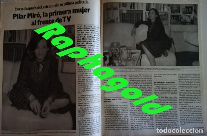 Coleccionismo de Revista Garbo: Revista Garbo 1748 Marisol Jane Birkin Anthony Perkins Julio Iglesias Fernando Martin Britt Ekland - Foto 5 - 172474330
