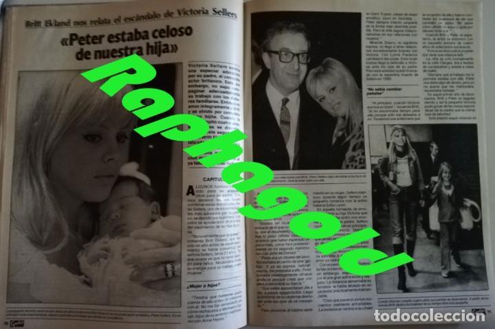 Coleccionismo de Revista Garbo: Revista Garbo 1748 Marisol Jane Birkin Anthony Perkins Julio Iglesias Fernando Martin Britt Ekland - Foto 6 - 172474330