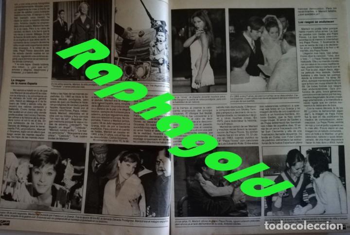 Coleccionismo de Revista Garbo: Revista Garbo 1748 Marisol Jane Birkin Anthony Perkins Julio Iglesias Fernando Martin Britt Ekland - Foto 10 - 172474330