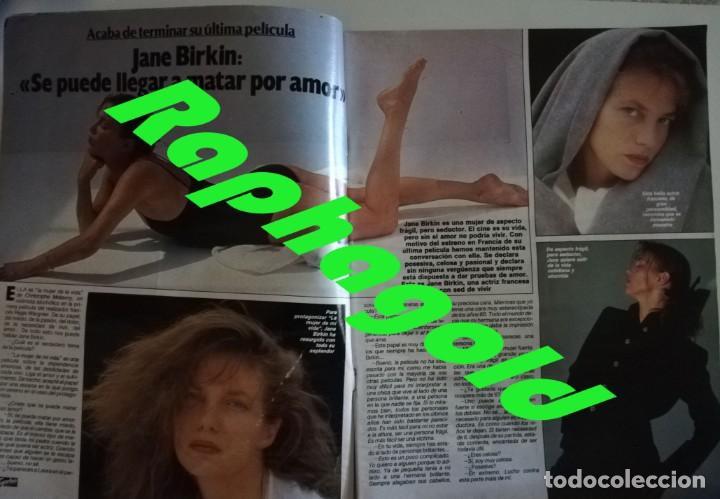 Coleccionismo de Revista Garbo: Revista Garbo 1748 Marisol Jane Birkin Anthony Perkins Julio Iglesias Fernando Martin Britt Ekland - Foto 11 - 172474330