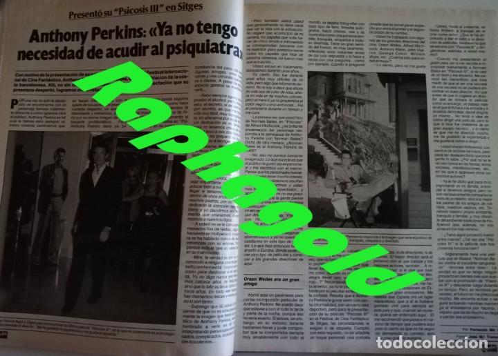 Coleccionismo de Revista Garbo: Revista Garbo 1748 Marisol Jane Birkin Anthony Perkins Julio Iglesias Fernando Martin Britt Ekland - Foto 12 - 172474330