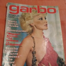 Coleccionismo de Revista Garbo: REVISTA GARBO Nº 1247 AÑO 1977. Lote 175366812