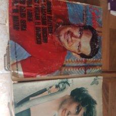 Coleccionismo de Revista Garbo: LOTE 2 REVISTAS DE GARBO. Lote 176971253