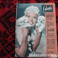Coleccionismo de Revista Garbo: REVISTA GARBO JAYNE MANSFIELD. Lote 177476062