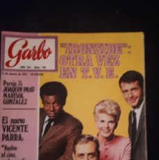 Collectionnisme de Magazine Garbo: REVISTA GARBO Nº 941. IRONSIDE, JOAQUIN PRATS,VICENTE PARRA,.... Lote 178005784