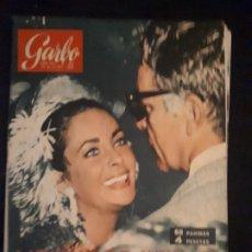 Coleccionismo de Revista Garbo: REVISTA GARBO Nº 606. LIZ TAYLOR, GRACE KELLY,.... Lote 178025432