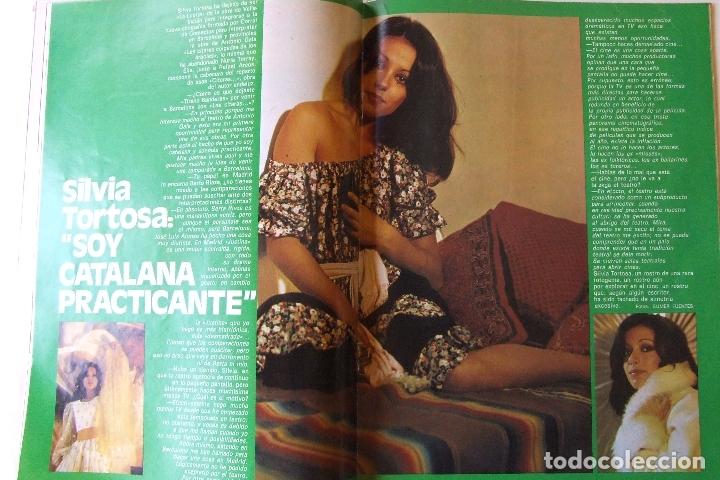 Coleccionismo de Revista Garbo: GARBO 1136 SARA MONTIEL CAMILO SESTO ALAIN DELON CONCHA VELASCO SILVIA TORTOSA ANTONIO FERRANDIS - Foto 6 - 178842143