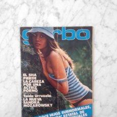 Coleccionismo de Revista Garbo: GARBO - 1977 - TAIDA URRUZOLA, RITA HAYWORTH, LEIF GARRETT, FERNANDO ESTESO, RYAN O'NEAL, JOAN BAEZ. Lote 178950292