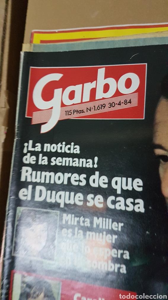Coleccionismo de Revista Garbo: Revista Garbo 30 abril 1984 - Foto 2 - 180157936