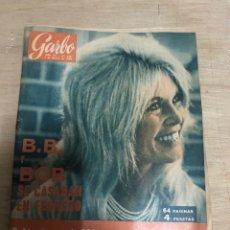 Coleccionismo de Revista Garbo: GARBO. Lote 181110843