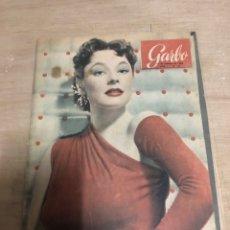 Coleccionismo de Revista Garbo: GARBO. Lote 181110905
