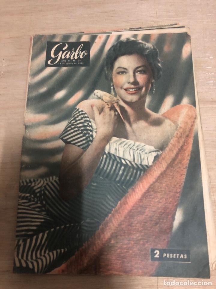 GARBO (Coleccionismo - Revistas y Periódicos Modernos (a partir de 1.940) - Revista Garbo)