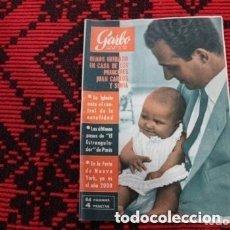 Coleccionismo de Revista Garbo: REVISTA GARBO HEMOS ENTRADO EN CASA DE LOS PRINCIPES JUAN CARLOS Y SOFIA AÑO 1964. Lote 181618783