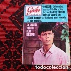 Coleccionismo de Revista Garbo: REVISTA GARBO LA SEGUNDA VIDA DE CLIFF RICHARD. Lote 182162335