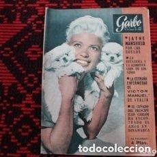 Coleccionismo de Revista Garbo: REVISTA GARBO JAYNE MANSFIELD. Lote 182162427