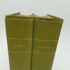 Coleccionismo de Revista Garbo: REVISTA GARBO ENCUADERNADA, AÑO 1956 ( II TOMOS ). Lote 183590897