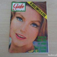 Coleccionismo de Revista Garbo: REVISTA GARBO 822. DICIEMBRE 1968. SYLVIA KOSCINA. BUEN ESTADO. Lote 188557190