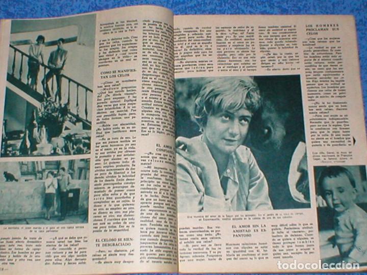 Coleccionismo de Revista Garbo: Revista GARBO 559 JOHN F. KENNEDY JACKIE JACQUELINE 1963 IRA DE FURSTENBERG AVA GARDNER CARMEN AMAYA - Foto 6 - 189322527