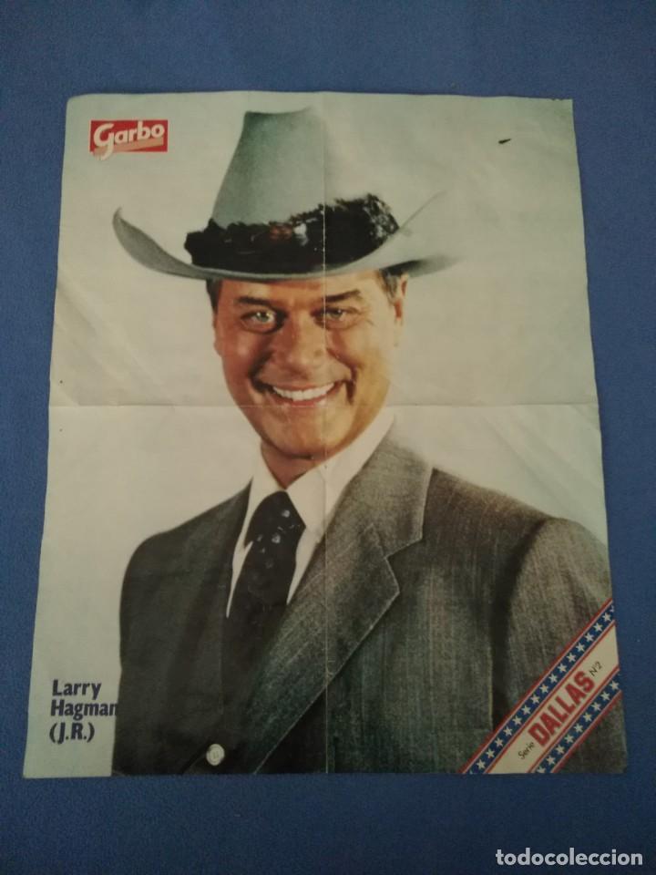 Coleccionismo de Revista Garbo: Poster revista garbo años 80 - Foto 2 - 192141193