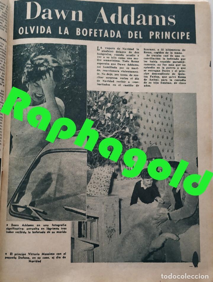Coleccionismo de Revista Garbo: Revista GARBO nº 408 (1961) Jackie Chan Marilyn Monroe Arthur Miller Dawn Addams VINTAGE - Foto 2 - 192505836