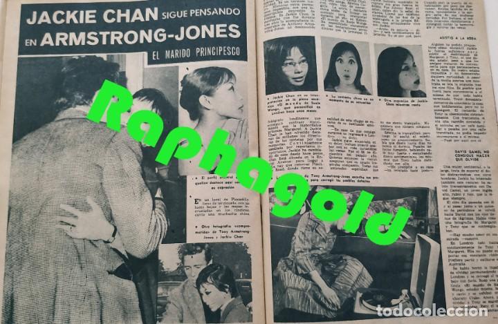 Coleccionismo de Revista Garbo: Revista GARBO nº 408 (1961) Jackie Chan Marilyn Monroe Arthur Miller Dawn Addams VINTAGE - Foto 4 - 192505836