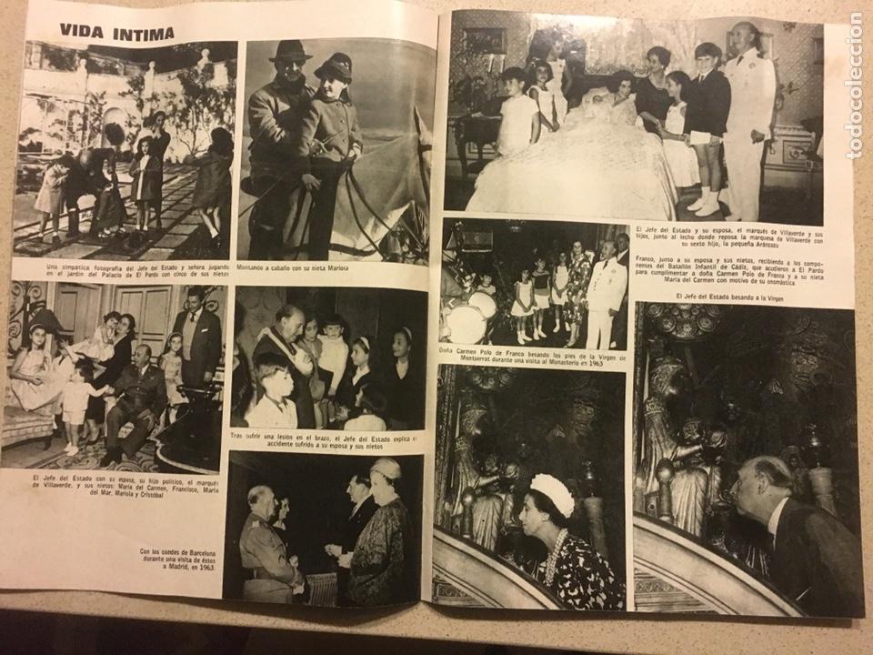 Coleccionismo de Revista Garbo: Revista Garbo especial muerte Franco - Foto 2 - 193357006