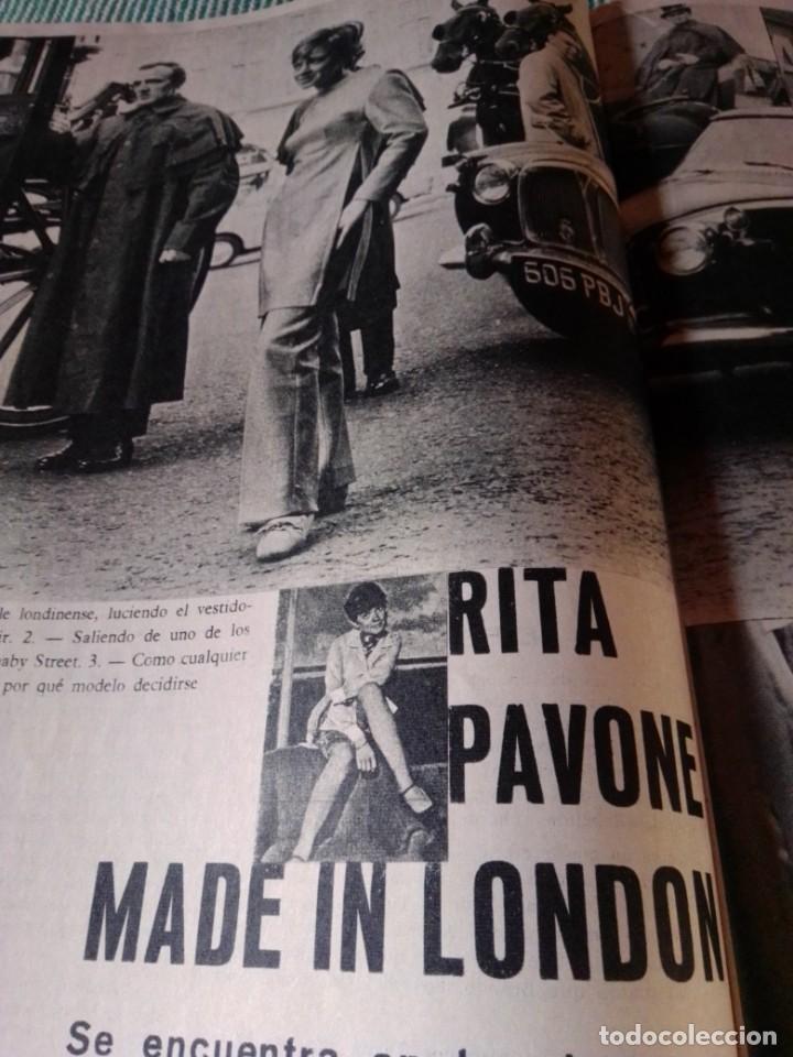 Coleccionismo de Revista Garbo: Revista Garbo 717. Año 1966. Marlon Brando-España-Kennedy-Rita Pavone-Grace y Raniero-Brigitta... - Foto 6 - 193417311