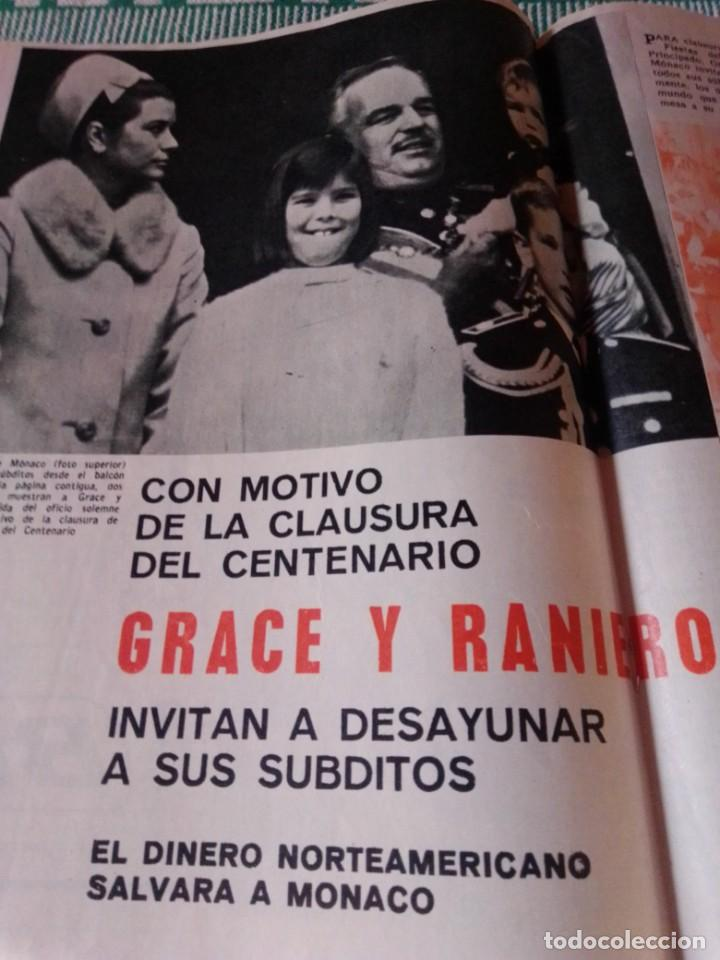 Coleccionismo de Revista Garbo: Revista Garbo 717. Año 1966. Marlon Brando-España-Kennedy-Rita Pavone-Grace y Raniero-Brigitta... - Foto 7 - 193417311