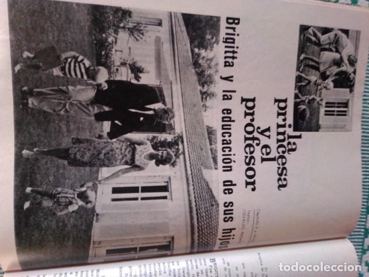 Coleccionismo de Revista Garbo: Revista Garbo 717. Año 1966. Marlon Brando-España-Kennedy-Rita Pavone-Grace y Raniero-Brigitta... - Foto 8 - 193417311